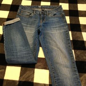 Gap Skinny Roll Up jeans